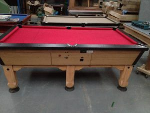 Second Hand Pool Tables Melbourne